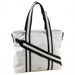 Emily & Noah Luna II Shopper white
