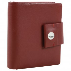 MAITRE Henau Dalene red purse