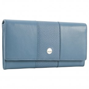 MAITRE auen diedburg Clutch-Börse light blue