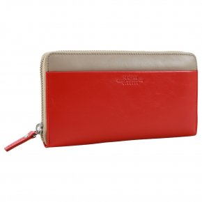MAITRE DIETRUN coral purse SOHREN