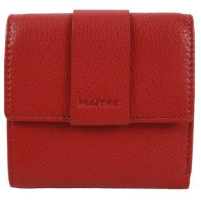 MAITRE Kirschroth Dalene Portemonnaie red