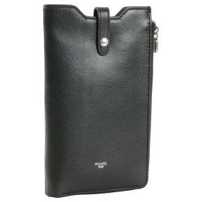 Picard  Mini-Tasche, Phonebag Bingo schwarz