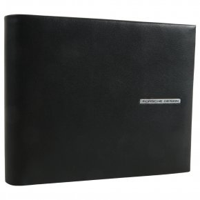 Porsche Design CL2 3.0 billfold H10 black