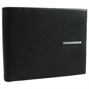 Porsche Design CL2 3.0 billfold H10 2 black