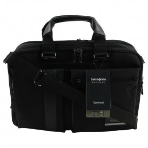 "Samsonite OPENROAD 15.6"" 3way bag Laptoptasche jet black"