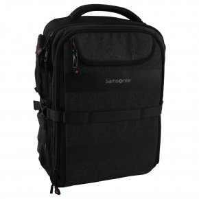 "Samsonite Bleisure 15.6"" overnight Rucksack anthracite"