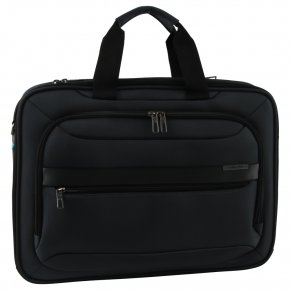 "Samsonite Vectura Evo blue 17"" bailhandle"