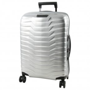 Samsonite PROXIS Spinner 55/20 Trolley silver