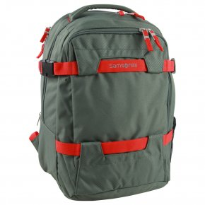 Samsonite Sonora Laptop Backpack L exp/thyme green