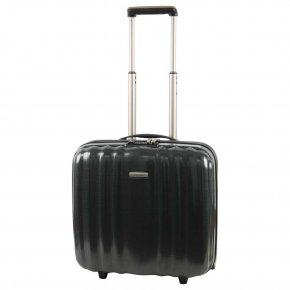 Samsonite Lite Cube Rolling Tote Plus Mobile Office graphite