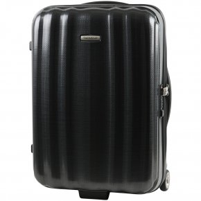 Samsonite Lite Cube 55/20 upright Trolley graphit