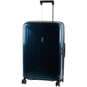 Samsonite Schalenkoffer Neopulse 69/25 Metallic Blue