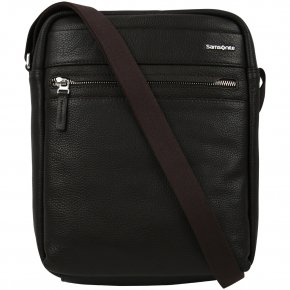 Samsonite Hip class crossover S dark brown