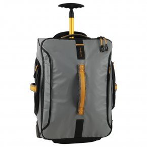 Samsonite PARADIVER LIGHT 55/20 cabin Reisetasche grey yellow