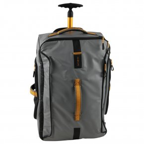 Samsonite Paradiver light duffle 67/24 Reisetasche grey yellow