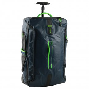 Samsonite Paradiver light duffle 67/24 Reisetasche night blue/fluo green