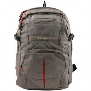 Samsonite Backpack Lap M taupe