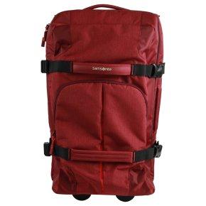 Samsonite TRO-DUFFLE REWIND 68/25 granita red