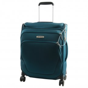 Samsonite Spark 55/20 Toppocket petrol blue