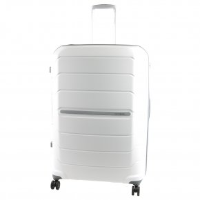 Samsonite Flux 81/30 Hartschalenkoffer white