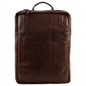 Saccoo Paras brown Laptoprucksack