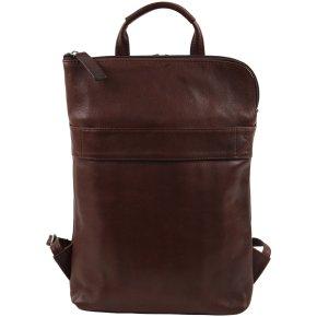 Saccoo LA PAZ Rucksack S brown