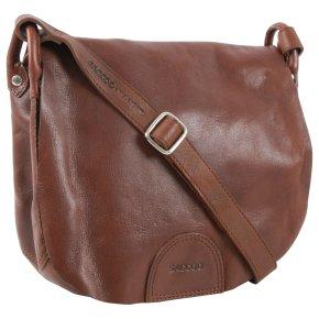 Saccoo Salpo Handtasche brown