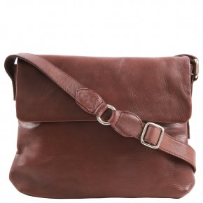 Saccoo Aike Handtasche brown