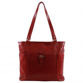 Saccoo Asilo XL-Shopper red