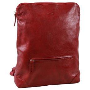 Saccoo CHILA L Rucksack red