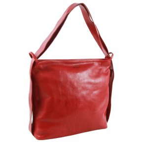Saccoo Cascas L Shopper red