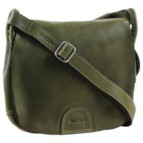 Saccoo SALPO S Handtasche green