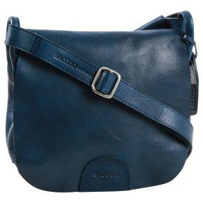Saccoo SALPO S Handtasche blue