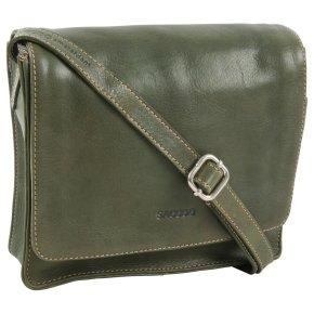 Saccoo CEDROS M Handtasche green