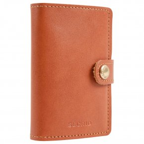 Secrid Miniwallet cognac-brown