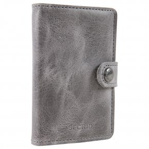 Secrid Miniwallet vt. grey-black