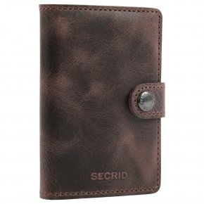 Secrid Miniwallet chocolate