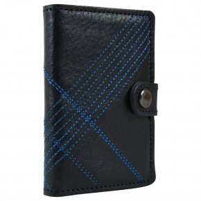 Secrid Stitch Linea Navy