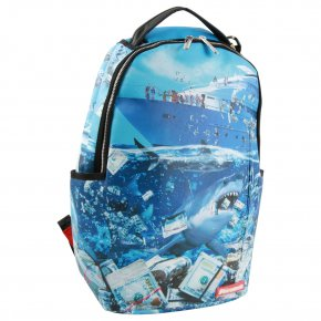 Sprayground Rucksack the shark of Wall street