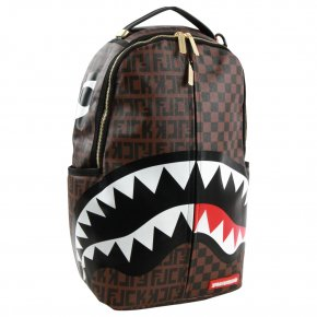 Sprayground Rucksack Split the check