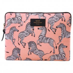 WOUF IPAD Tabletthülle zebra