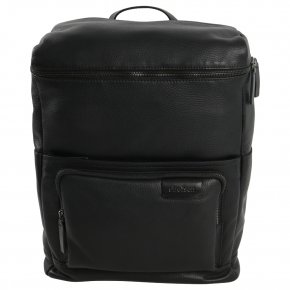 Strellson Garret M black backback