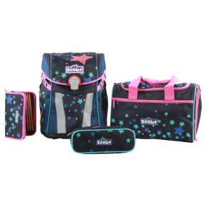 Scout Scout Sunny Set 4tlg Sweet Stars