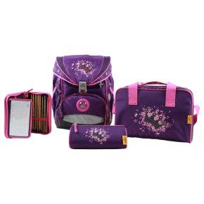DerDieDas DerDieDas Set Ergoflex Purple Princess