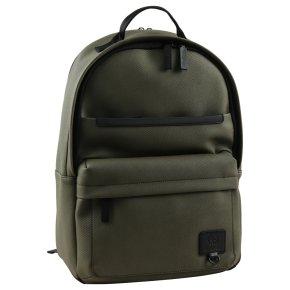 Strellson blackhorse backpack khaki