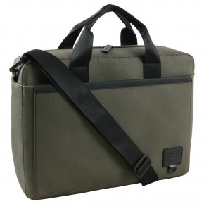 Strellson blackhorse briefbag khaki