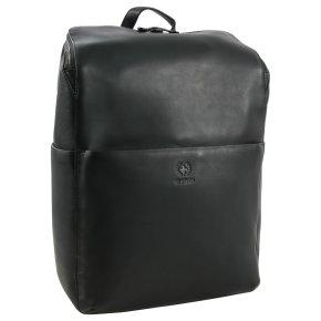 Strellson Bakerloo backpack mvz black