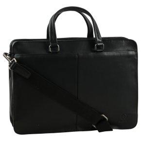 Strellson Bakerloo briefbag mhz black