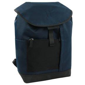 Strellson Royal Oak mvf backpack dark blue