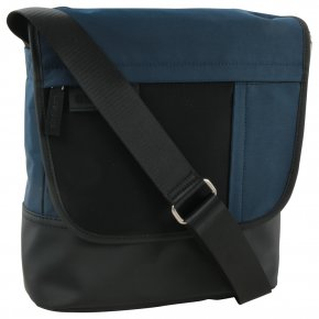 Strellson Royal Oak shoulder bag mvf dark blue